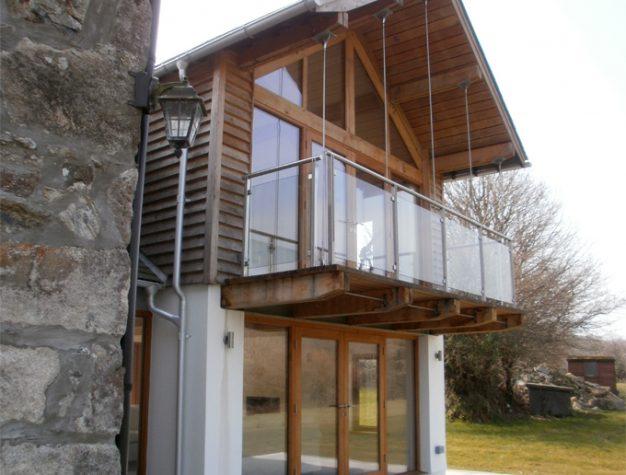 Bridge Stream Barn residential development